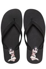 Givenchy Pin Up Rubber Flip Flop - Lyst