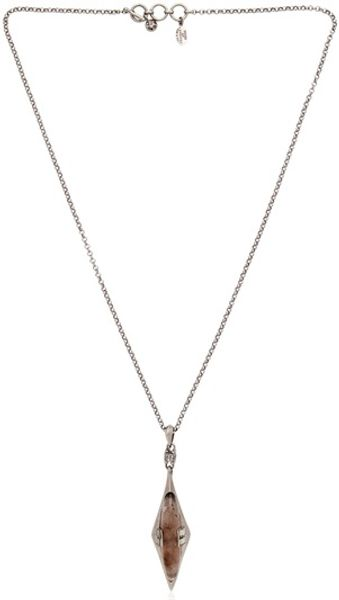 House Of Lavande Josephine Collection Pendant - Lyst