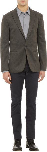 John Varvatos Fleece Two Button Sportcoat - Lyst