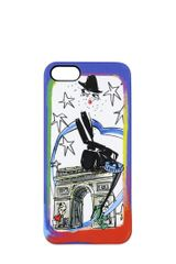 Lanvin Printed Iphone 5 Case - Lyst