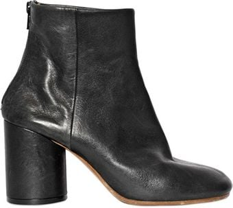 Maison Martin Margiela 80mm Soft Nappa Leather Boots - Lyst