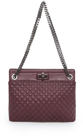 Mango Chain Quilted Bag - Lyst
