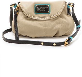 Marc By Marc Jacobs Classic Q Colorblocked Mini Natasha - Lyst