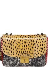 Marc Jacobs Mini Printed Ayers Shoulder Bag - Lyst