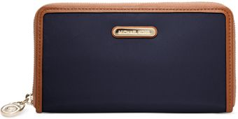 Michael Kors Kempton Zip Around Continental Wallet - Lyst