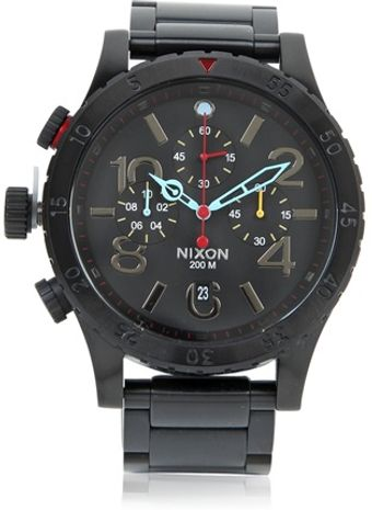 Nixon 4820 Chrono Limited Edition Watch - Lyst