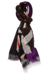 Pierre Louis Mascia Abstract Print Scarf - Lyst
