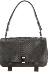 Proenza Schouler Ps Courier Shoulder Bag - Lyst