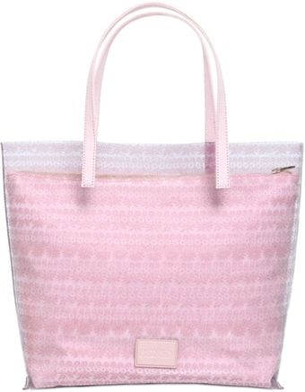 RED Valentino Pvc Tote with Removable Pouch - Lyst