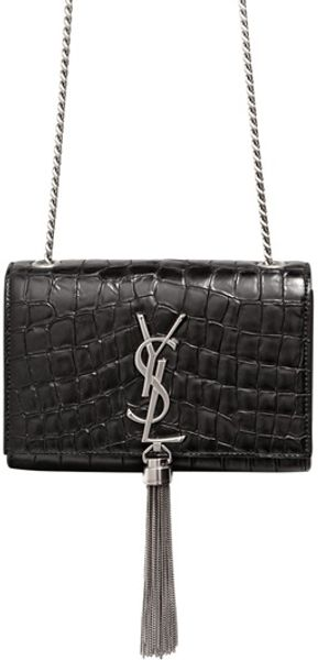 Saint Laurent Monogramme Shoulder Bag - Lyst