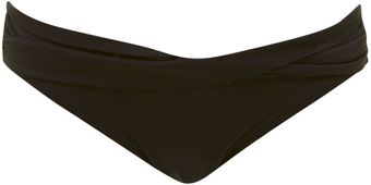 Seafolly Goddess Twist Band Hipster Brief - Lyst