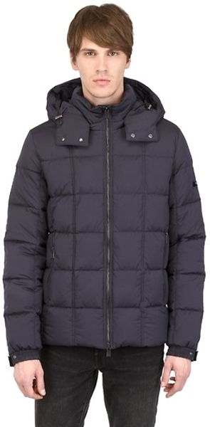 Tatras Tucano Stretch Quilted Nylon Down Jacket - Lyst