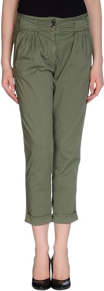 Twin-set Simona Barbieri Casual Pants - Lyst