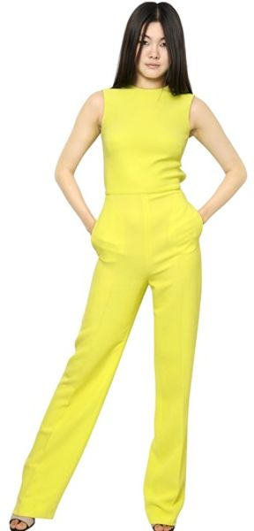 Perfect Roberto Collina Women S Yellow Jumpsuit From  258  74 View Size