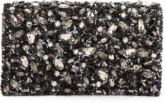 Alice + Olivia Be Jeweled Clutch - Lyst
