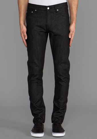 Cheap Monday High Slim in Dry Black - Lyst
