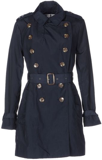 French Connection Full Length Jacket - Lyst