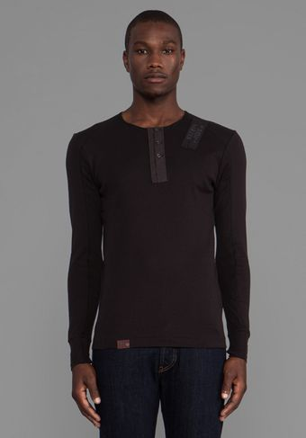 G-star Raw Shepperd Granddad in Black - Lyst