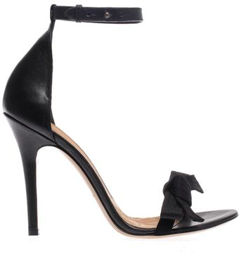 Isabel Marant Play Leather Sandals - Lyst