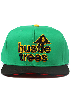 Lyst - LRG The Hustle Trees Hat in Green for Men 9d4a7d4923c