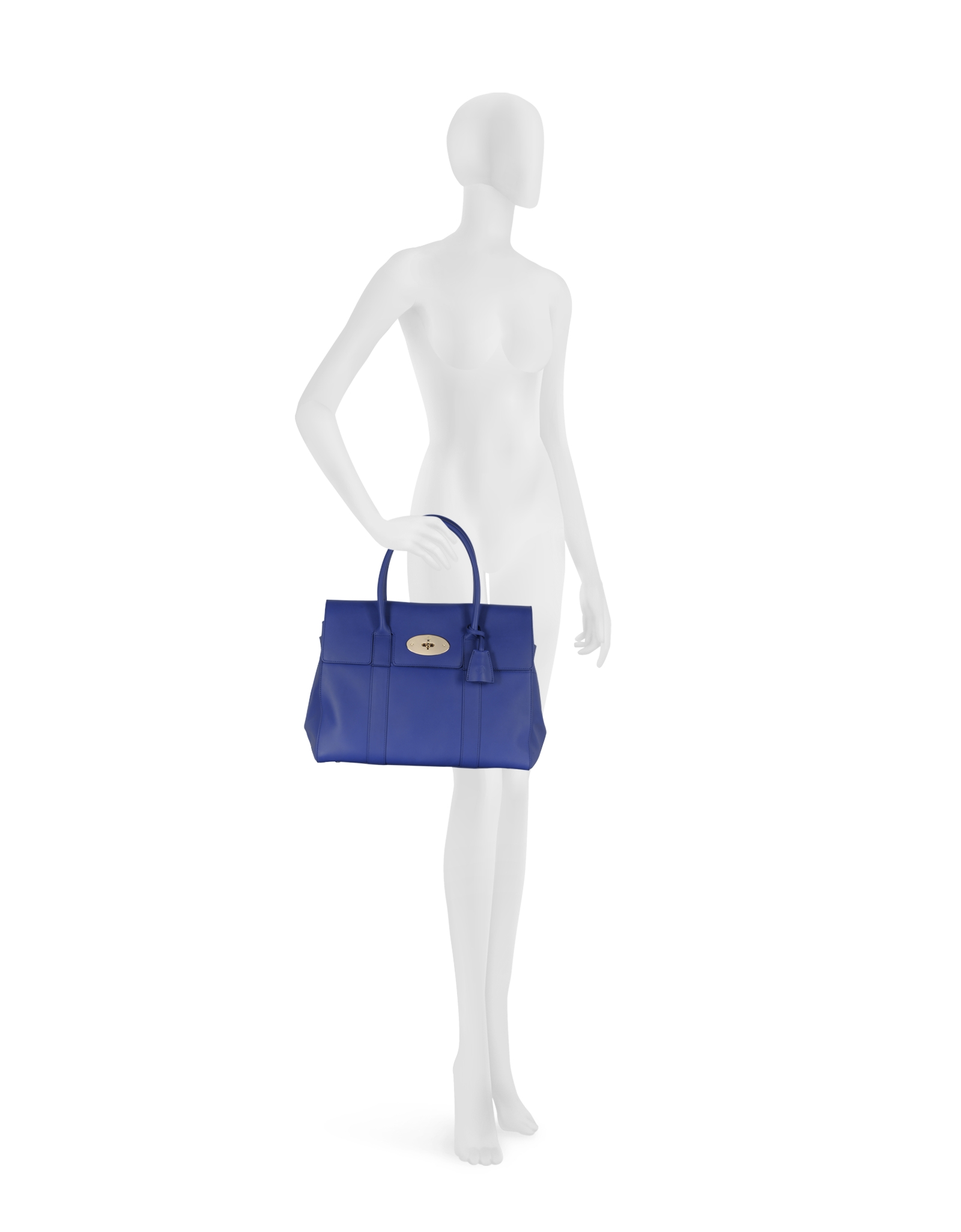 ... hot lyst mulberry cosmic blue bayswater tote in blue 013c2 e38ea 33a392b71d531