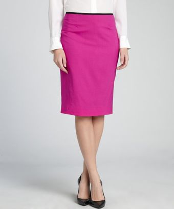 Rachel Roy Begonia Wool Pencil Skirt - Lyst