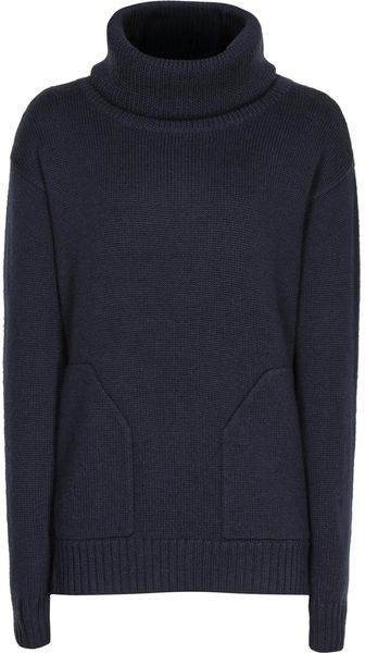 Reiss Delo Roll Neck Jumper - Lyst