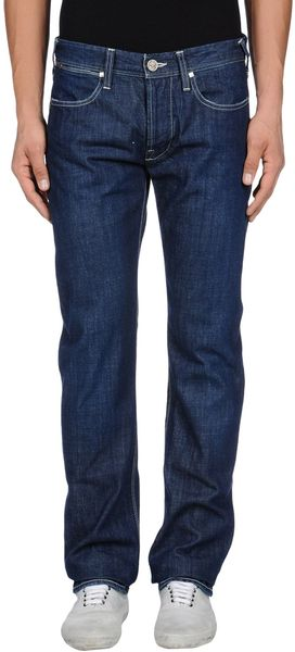 Seal Kay Denim Pants - Lyst