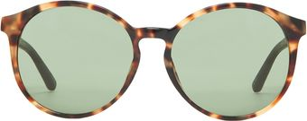 The Row Classic Keyhole Round Sunglasses - Lyst