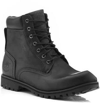 Timberland Rugged Waterproof Plain Toe Boot - Lyst