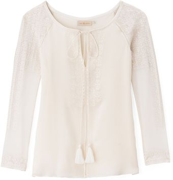 Tory Burch Dawn Tunic - Lyst