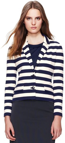 Tory Burch Augusta Jacket - Lyst