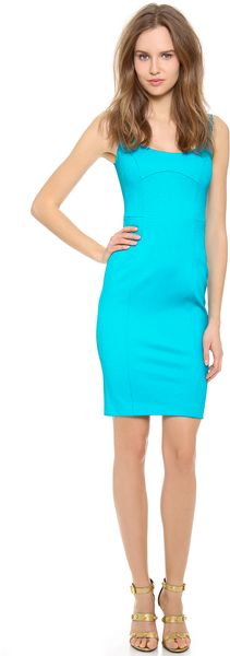 Versace Sleeveless Dress - Lyst