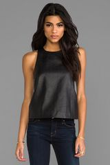 Cameo Sweet Life Top in Black - Lyst
