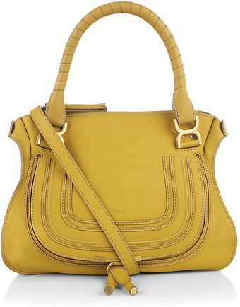 Chloé Medium Marcie Shoulder Bag - Lyst