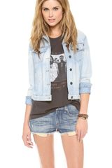 Genetic Denim Mia Jacket - Lyst