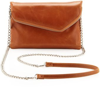 Hobo Zara Crossbody Bag Caramel - Lyst