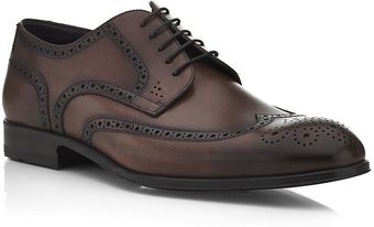 Hugo Boss Savios Derby - Lyst
