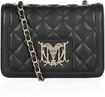 Love Moschino Quilted Crossbody Bag - Lyst