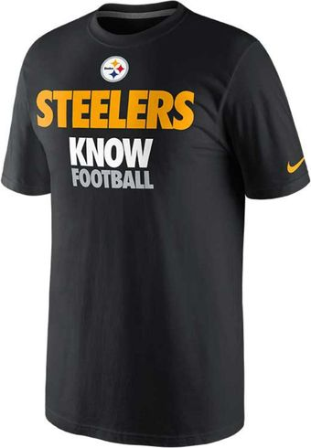 Nike Mens Short Sleeve Pittsburgh Steelers Draft Tshirt 13 - Lyst