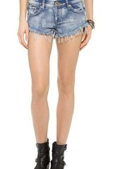 One Teaspoon Bonitas Shorts - Lyst