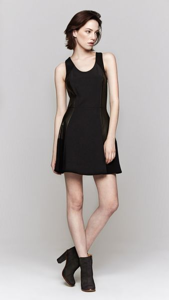Rag & Bone Montrose Dress - Lyst