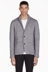 Rag & Bone Grey Workwear Blazer - Lyst