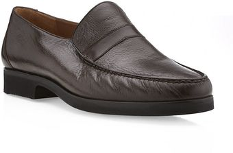 Stemar Leather Slipon Loafer - Lyst