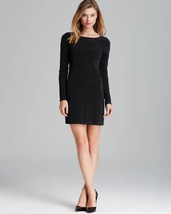 Theory Mimi W Listing Dress - Lyst