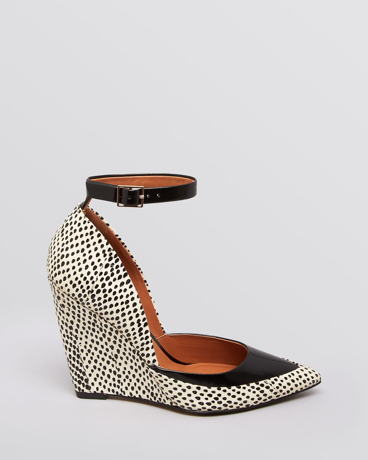 Lyst Rachel Roy Pointed Toe Wedge Pumps Avelli Ankle