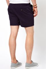 Asos Asos Chino Short in Shorter Length - Lyst