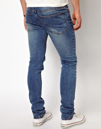 Cheap Monday Cheap Monday Jeans Tight Skinny Fit in Dark Clean Wash - Lyst
