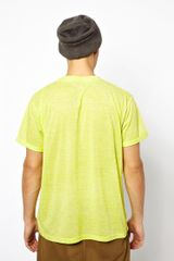 Cheap Monday Cheap Monday Tshirt with Pocket - Lyst
