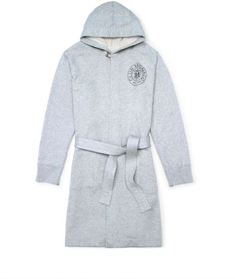 Club Monaco Reigning Champ Fleece Robe - Lyst
